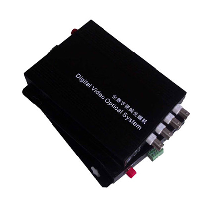 4 way video optical multiplexer